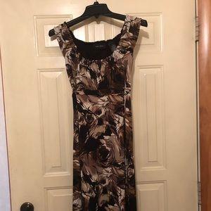 Floral Midi Dress EUC